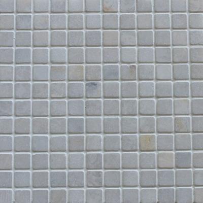 Mozaïek tegel Marmer Wit 2,3×2,3