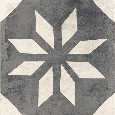 Vintage tegel Retro Decor 8